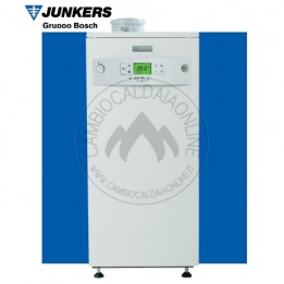 Cambiocaldaiaonline.it Junkers CONDENS 2000F / 3000F (16 / 34.8kW riscald.to ) Cod: 77316000-20