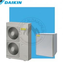 Cambiocaldaiaonline.it DAIKIN (ROTEX) Pompa calore aria-acqua HITEMP 11 / 14 / 16H 1P (da 11 a 16kW termici + 230V + unità esterna/interna) Cod: SB.EKHBRD01-20