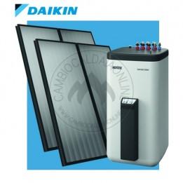 Cambiocaldaiaonline.it DAIKIN (ROTEX) kit solare DB SOLARIS 4 x V26/500 (Bollitore + Pannelli) Cod: 160609-20