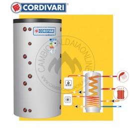 Cambiocaldaiaonline.it Cordivari ECO-COMBI 2 VB HE (Vol da 421 a 738lt + H= da 1620 a 1840 + D=750 / 950mm) Cod: 327016231610-20