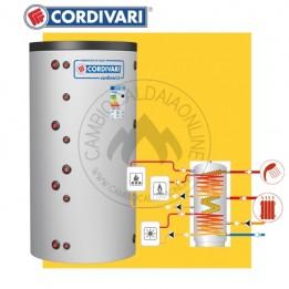 Cambiocaldaiaonline.it Cordivari ECO-COMBI 3 VB HE (Vol da 421 a 738 lt + H= da 1620 a 1870 D=750 / 950 mm) Cod: 327016231620-20