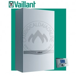 Cambiocaldaiaonline.it Vaillant ecoBALKON plus (25kW risc.to + 12.1 l/min) solo risc. / risc. + ACS Cod: EB001001715-20