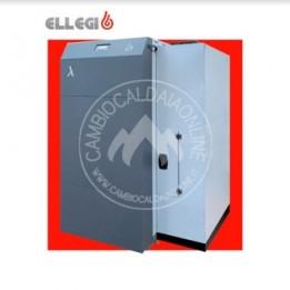 Cambiocaldaiaonline.it ELLEGI caldaia multicombustibile ECOWOOD LAMBDA COMB 25-35-50Kw Cod:-0.910.0-20