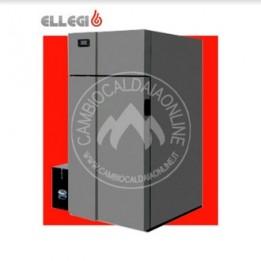 Cambiocaldaiaonline.it Ellegi caldaia a pellet VIS 50Kw Cod: 0.920.0-20