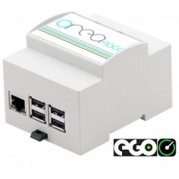 Cambiocaldaiaonline.it AREA 9000 sistema integrato gestione impianto EGO 9000 SMART **** kit caldaia IONICA per RIS* + ACS* + RIC* + SOL* Cod: EGO 9000 SMART****-20