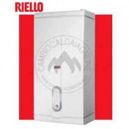 Cambiocaldaiaonline.it Riello FAMILY EXTERNA CONDENS 3.0 KIS (25kW riscald.to + 30kW sanitario + 17,2 lt/min) Cod: 20102940-20
