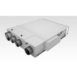 Cambiocaldaiaonline.it ACCORONI sistema di climatizzazione con ventilconvettore integrato FAN DRIVE (da 300 a 700 mc/h da 2,2 a 4,6 kW risc.to + da 2,6 a 4,7 kW raffr.to) Cod: 758-20