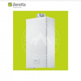 Cambiocaldaiaonline.it Beretta FONTE LX (19/24 kW sanitario + 9.3 / 11.6 lt/min) Cod: 201498-20