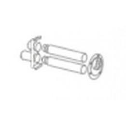 Cambiocaldaiaonline.it Riello Accessorio Kit standard scarico/aspirazione uniti diametro 3.2 cm per NUOVO TCV 45 PLUS a parete Cod: 4155872-20