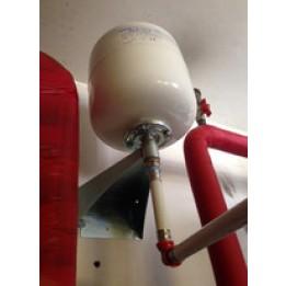 "Cambiocaldaiaonline.it Caleffi mensola per vaso espansione D.3/4"" Cod: OT951-20"