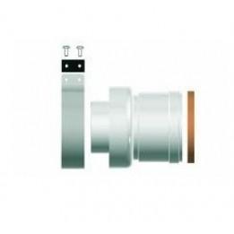 Cambiocaldaiaonline.it DAIKIN (ROTEX) Sdoppiatore da DN60/100 a 2 x DN80 Cod: SDP-60100-20