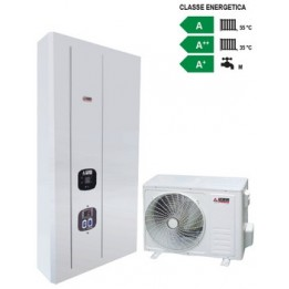 Cambiocaldaiaonline.it ACCORONI Kit Ibrido HUB RADIATOR PACK C (20/32kW risc.to + 62lt accumulo tecnico) Cod: 7680-20
