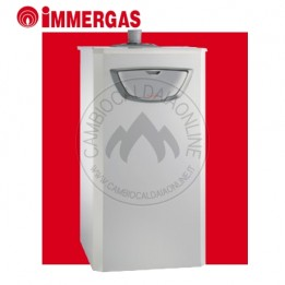 Cambiocaldaiaonline.it IMMERGAS ARES CONDENSING ErP (50 / 111kW riscald.to) Cod: 3.02558-20