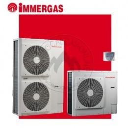 Cambiocaldaiaonline.it IMMERGAS Pompa di calore AUDAX TOP ErP (230V + tmax 62°C) Cod: a3.0255-20