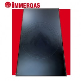 Cambiocaldaiaonline.it IMMERGAS Kit Collettore Solare Piano per bollitori solari fino a 200lt Cod: 3.022664 kit-20