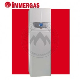 Cambiocaldaiaonline.it IMMERGAS HERCULES SOLAR 200 CONDENSING ErP (23.6kW riscald.to + 26kW sanitario + 19 lt/min + bollitore 200 lt) Cod: 3.025495-20