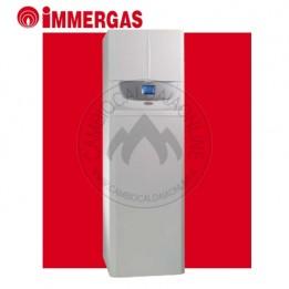 Cambiocaldaiaonline.it IMMERGAS HERCULES SOLAR 200 CONDENSING ErP (23.6kW riscald.to + 26kW sanitario + 19 lt/min + bollitore 200 lt) Cod: 3.025495-20