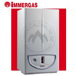 Cambiocaldaiaonline.it IMMERGAS MAIOR NIKE 24 ErP (23.5kW riscald.to/ sanitario + 11.2 lt/min) Cod: 3.025591-20