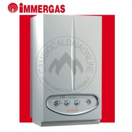 Cambiocaldaiaonline.it IMMERGAS NIKE MINI 28 ErP (27.9kW riscald.to/ sanitario + 13.3 lt/min) Cod: 3.025590-20
