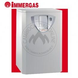 Cambiocaldaiaonline.it IMMERGAS Bollitore Bivalente per acqua calda sanitaria UB Inox 80-120-200lt V2 Cod:-3.02781-20