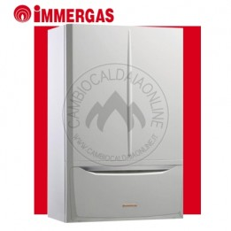 Cambiocaldaiaonline.it IMMERGAS VICTRIX MAIOR 35 TT PLUS (34.2kW riscald.to) Cod: 3.024881-20
