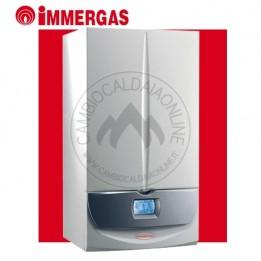 Cambiocaldaiaonline.it IMMERGAS VICTRIX Superior 26/32 Erp (da 23.6 a 32kW riscald.to + 26kW sanitario + da 12.4 a 15.3 lt/min) Cod: 3.02550-20