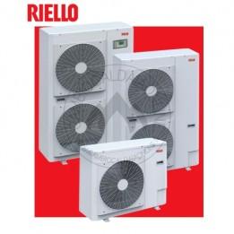 Cambiocaldaiaonline.it Riello pompa di calore NEXPOLAR (230 / 400V + tmax 60°C fino a-20°C) Cod: 20-20