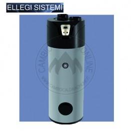 Cambiocaldaiaonline.it Ellegi Pompa di calore HPS 1 Mod. 300 produzione ACS (295 lt) Cod: 0722221-20