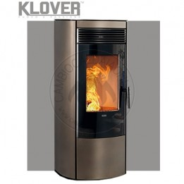 Cambiocaldaiaonline.it Klover stufa a pellet air REA 100 gas 9.5 kW Cod: R100-20