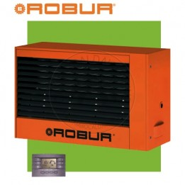 Cambiocaldaiaonline.it ROBUR Generatore daria calda pensile K60 (Potenza termica 56kW + h 7mt * 270mq * 1890mc) Cod: F12365120-20