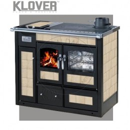 Cambiocaldaiaonline.it Klover termocucina a legna STORICA K-KP (14,7kW-MAX 22kW) Cod: K-20
