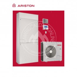 Cambiocaldaiaonline.it ARISTON Kit ibrido GENUS ONE HYBRID FLEX IN NET (22 kW riscald.to + boll. 150 lt) Cod: 33014-20