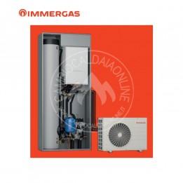 Cambiocaldaiaonline.it IMMERGAS Pompa di calore ibrida da incasso MAGIS COMBO PLUS (Da 5.80 a 9.70 kW risc. + da 6.03 a 7.58 kW raffr.) + SOLAR CONTAINER COMBO + Kit Idronico Cod: 302723 +3027867+3028187-20