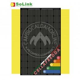Cambiocaldaiaonline.it SoLink pannello fotovoltaico ibrido* CELLAFREDDA HCF300M (300W elettr. + 1020W termici + 1,65mq) Cod: HCF300-20