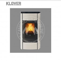Cambiocaldaiaonline.it Klover Termostufa pellet STAR 14 11,5 kW Cod: ST14-20