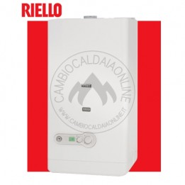 Cambiocaldaiaonline.it Riello START 24 KI (24kW riscald.to/sanitario + 13,8 lt/min) Cod: 20115138-20