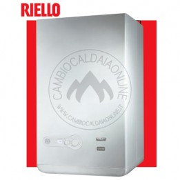 Cambiocaldaiaonline.it Riello START AQUA 24 BI (24,1kW riscald.to/sanitario + accumulo 45lt) Cod: 20105998-20