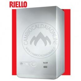 Cambiocaldaiaonline.it Riello START AQUA CONDENS 25 BIS (25kW riscald.to + bollitore 45 lt) Cod: 20100125-20