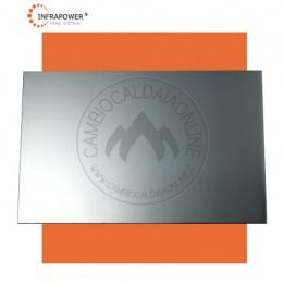 Cambiocaldaiaonline.it SUNSHINE 400 SPECCHIO pannello radiante da parete (400W Termici + Dimensione 60x60 cm) Cod: VCIR400M-20