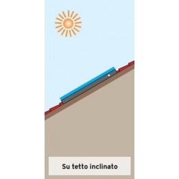 Cambiocaldaiaonline.it Vaillant Kit montaggio su tetto inclinato per collettore piano Cod: kit002022123-20