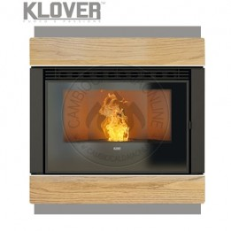 Cambiocaldaiaonline.it Klover Inserto Pellet / Legna Air Multiair WAVE 110 gas 10,1kW Cod: W-20