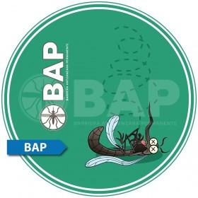 BAP (no zanzariera) - BARRIERA ANTIZANZARE PERMANENTE (fino a 8000mq) kit base fornito in opera* con incluso 1 anno di manutenzione