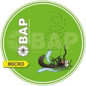 microBAP (no zanzariera) - TERRAZZI/GIARDINI fino a 700/1000 mq kit base fornito in opera* con incluso 1 anno di manutenzione