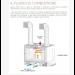 Cambiocaldaiaonline.it PIROS by MA-FER PIROS Inserto a Legna ECOBOX SLIM PICCOLO ventilazione forzata c/regolatore (9.5kW risc. + 210 mc riscaldabile + Fumi Ø 200 mm) Misure L640 x P541 x HVetro 374 mm Cod: CA-26-20-20-021